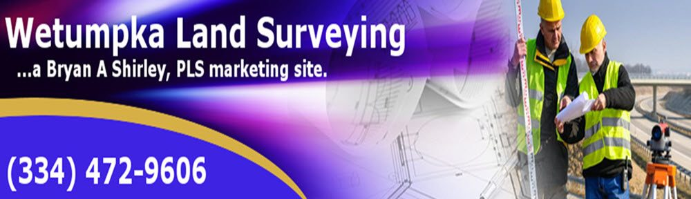 Wetumpka Land Surveying